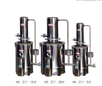 上海跃进电热蒸馏水器HDZ-20(HS.Z11.20)(停产)