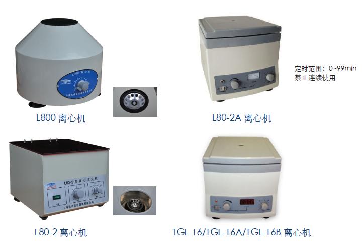 上海跃进离心机(离心沉淀机)TGL-16(停产)