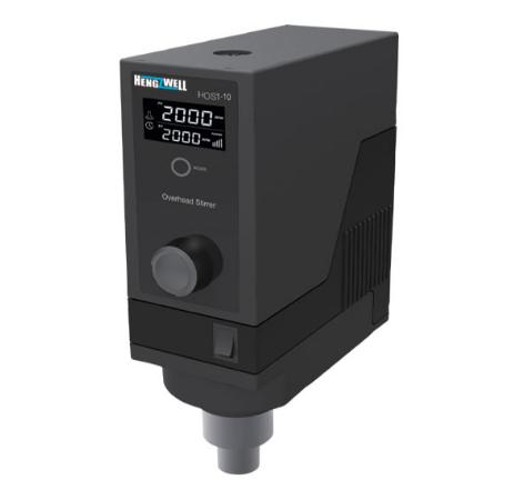 HENGZWELL顶置式电动搅拌器(液晶、触控、旋钮)HOS1-20
